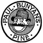 paul bunyan pine logo