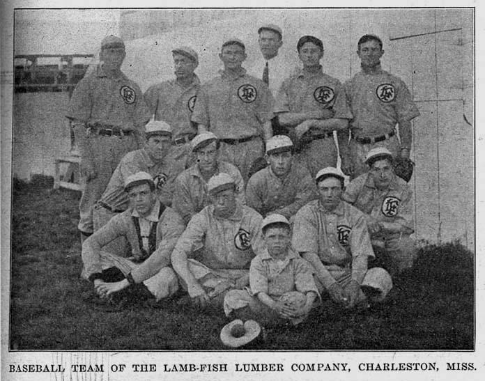 Lamb-Fish Lumber Company Mississippi