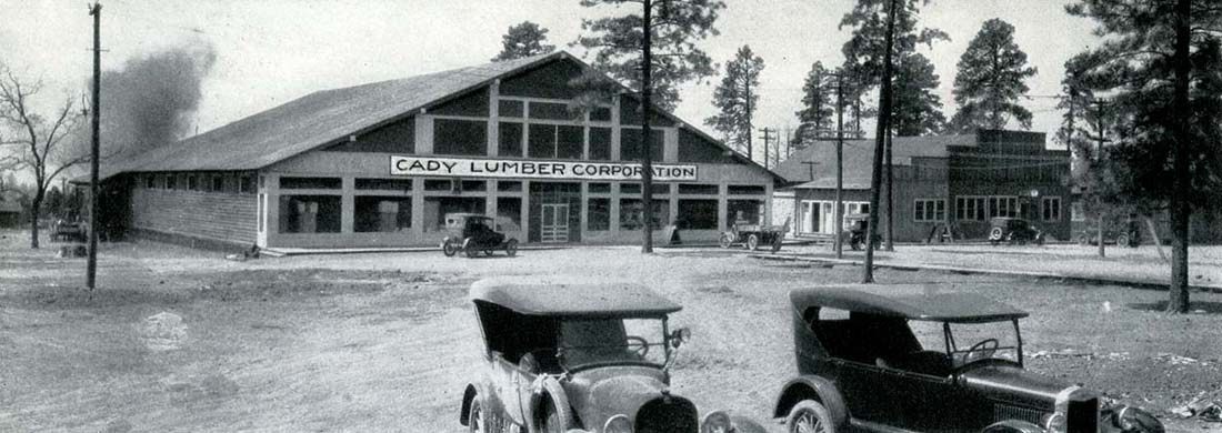 Cady Lumber Company store
