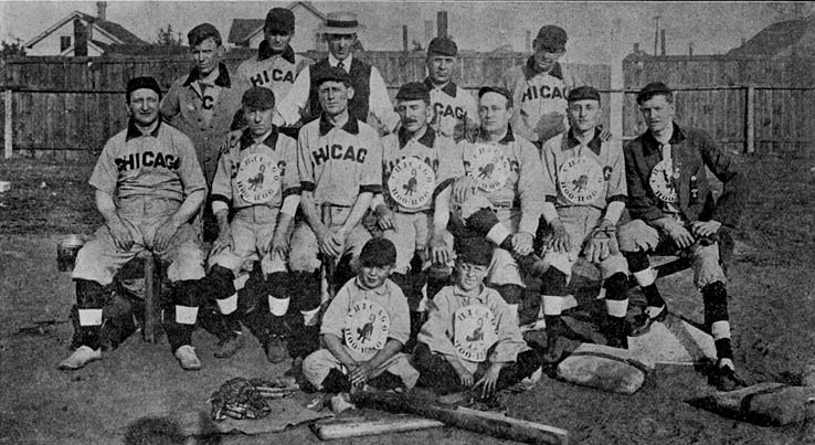 Chi Town Hoo-Hoo baseball