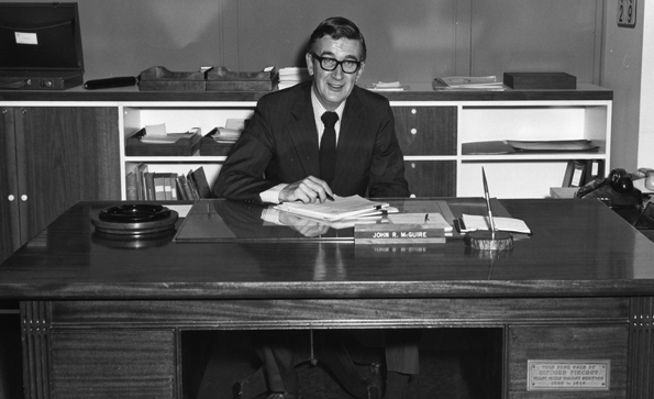 John R. McGuire