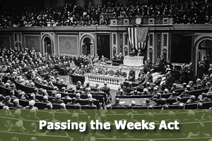 Passing the Weeks Act