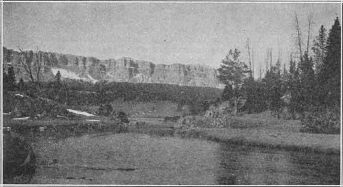 Brooks Lake Country