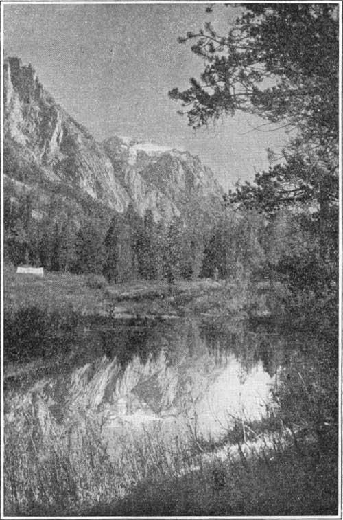 Wind River Mt. Range