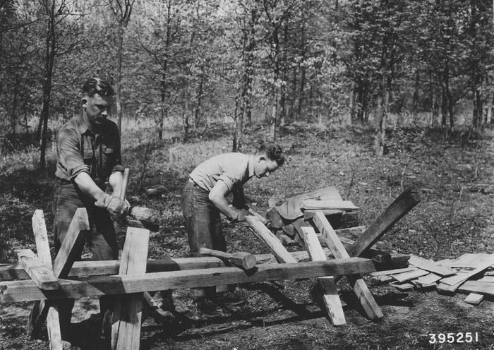 Civilian Conservation Corps-Indiana - Forest History Society