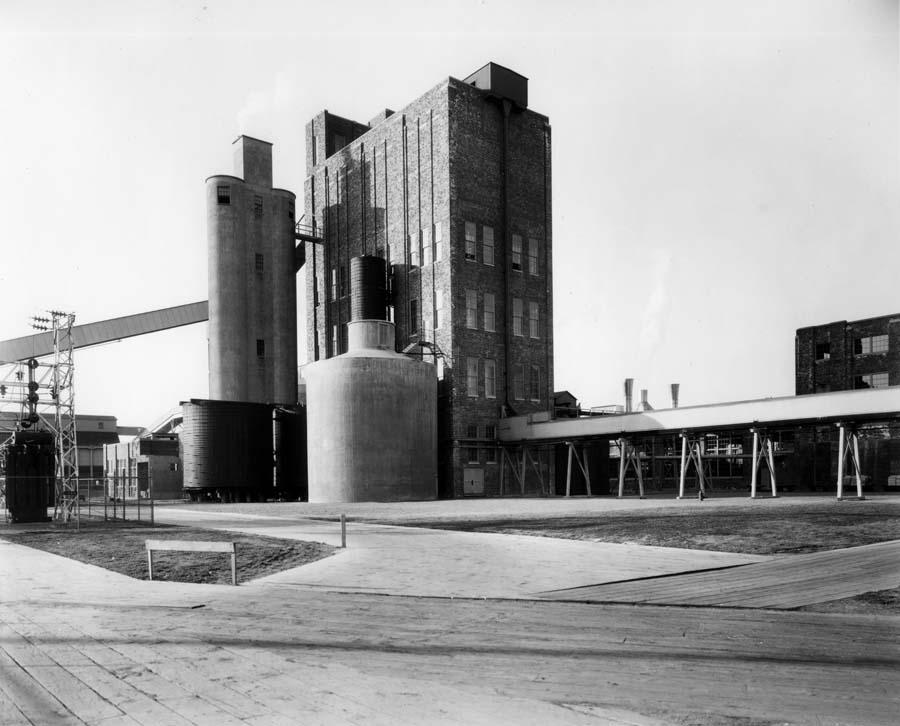 Bellingham pulp mill