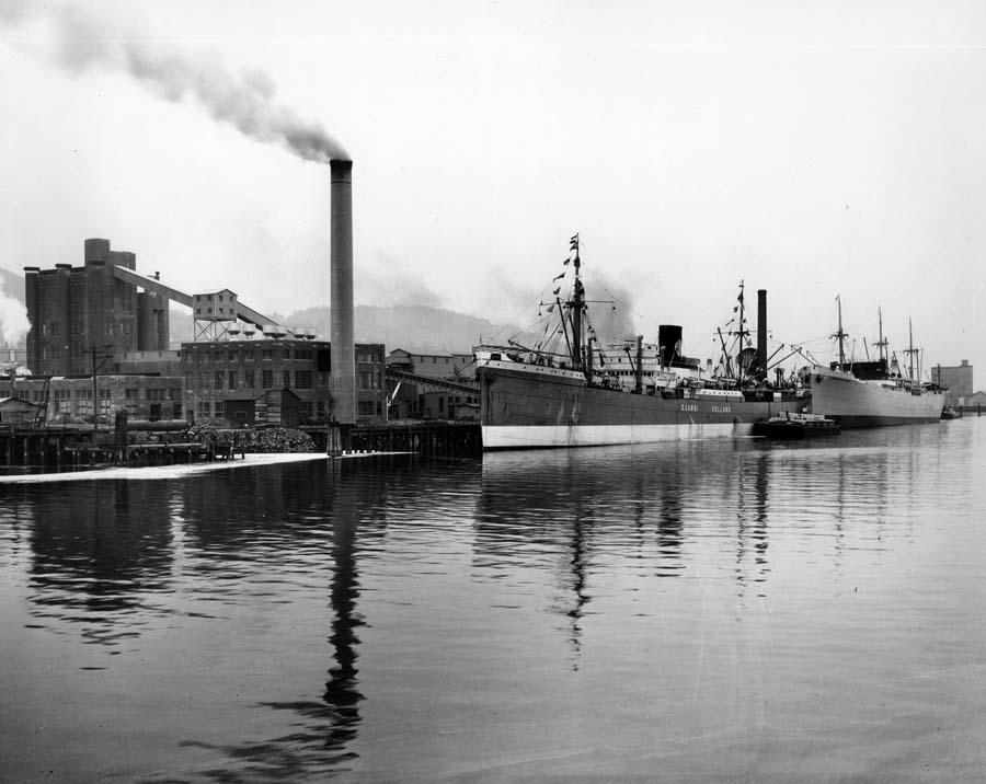 Bellingham docks