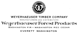 Forest History on the Move: Everett's Wandering Weyerhaeuser