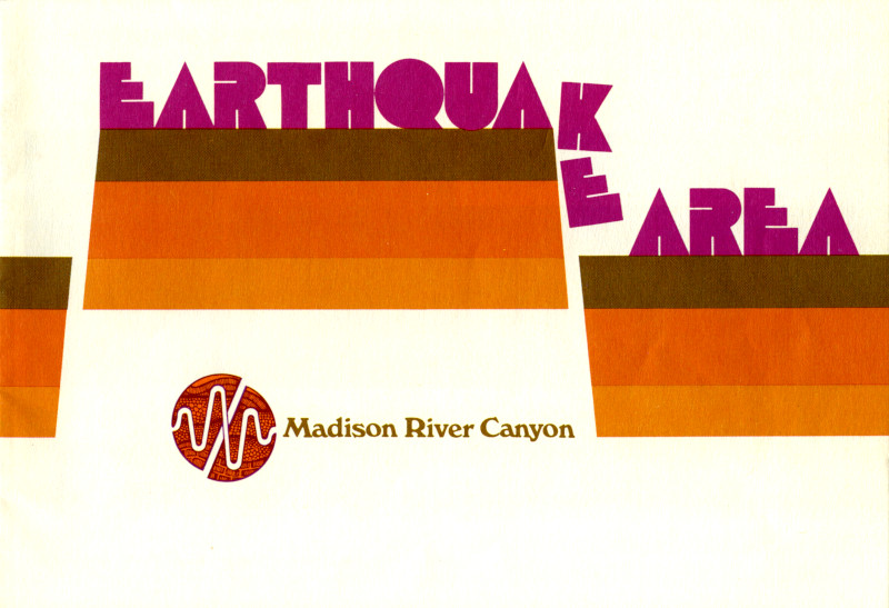 Earthquake Area guide cover