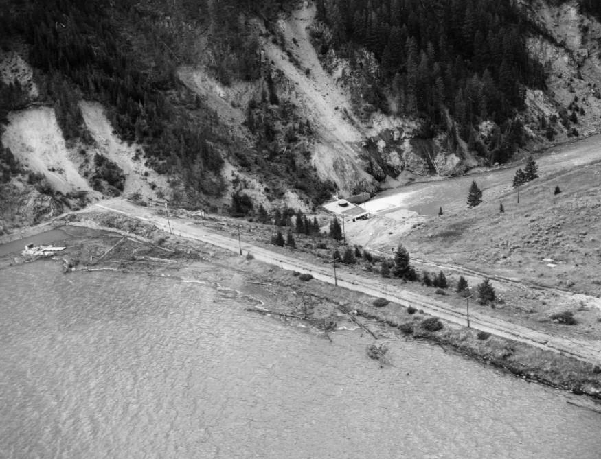 Hebgen Dam