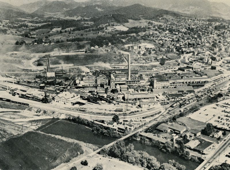 Canton, NC, 1958