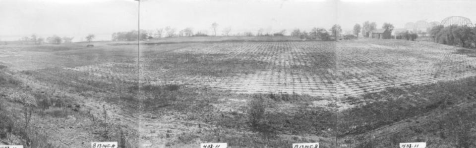 Kieckhefer Container Plant site, May 11, 1922.