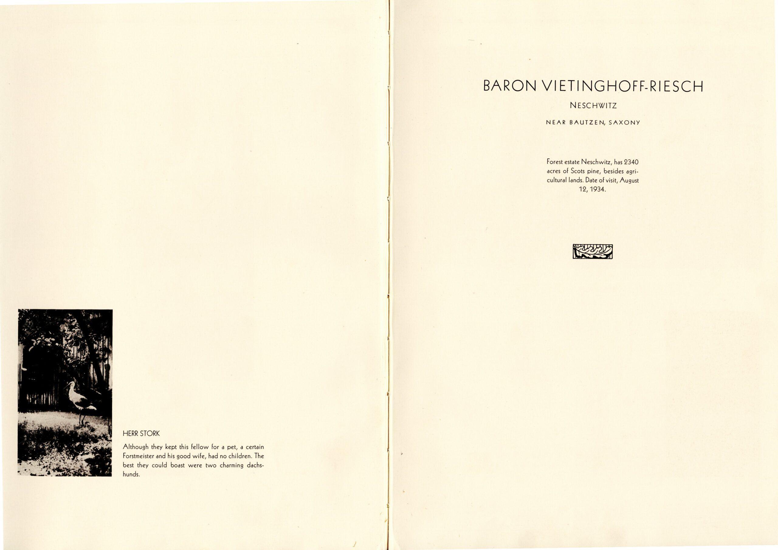 Weidmanns Heil (11) 1934