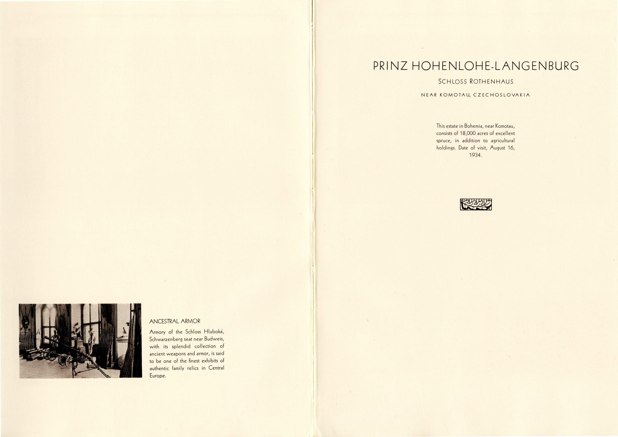 Weidmanns Heil (19) 1934