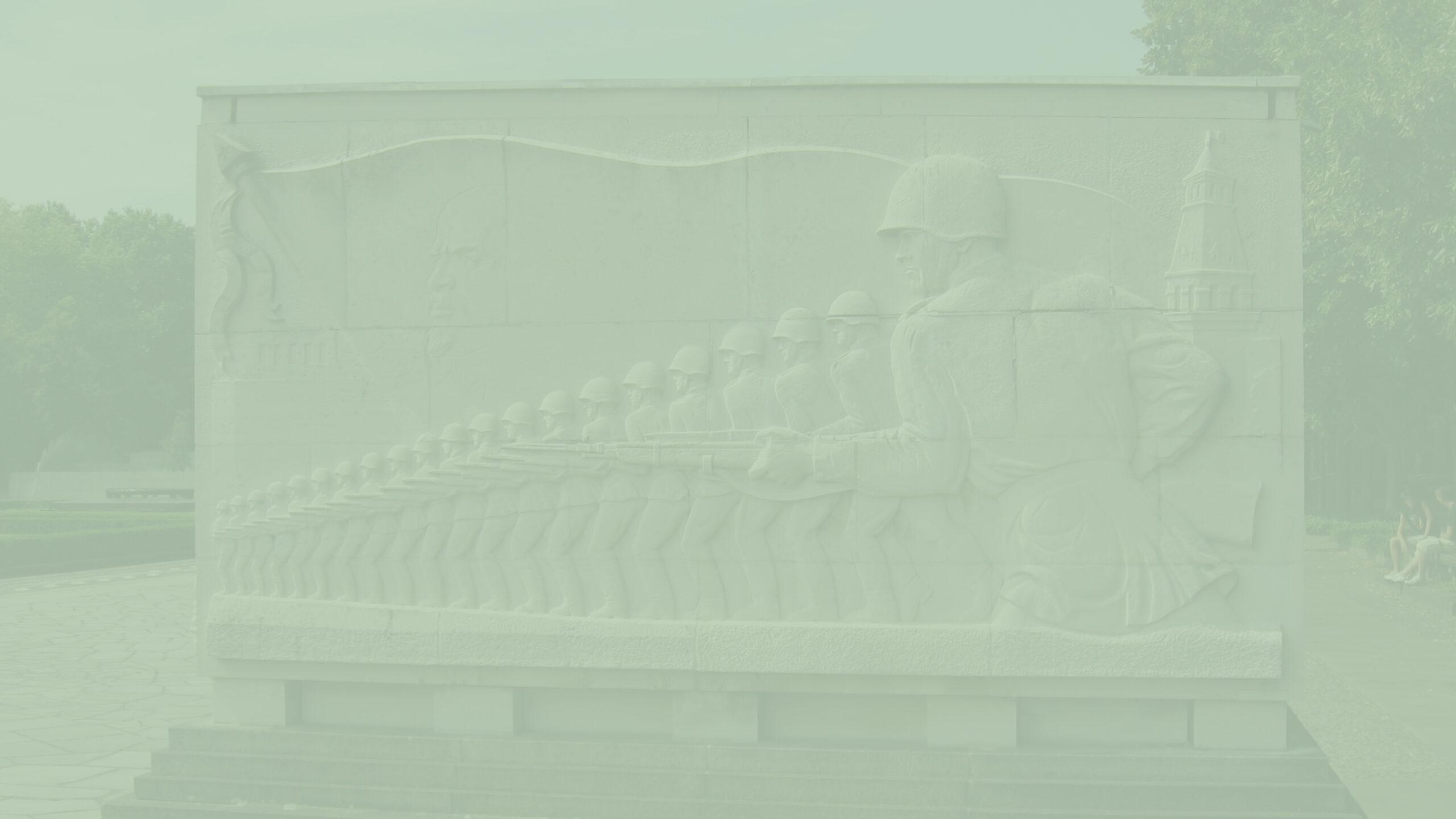 War homepage slider